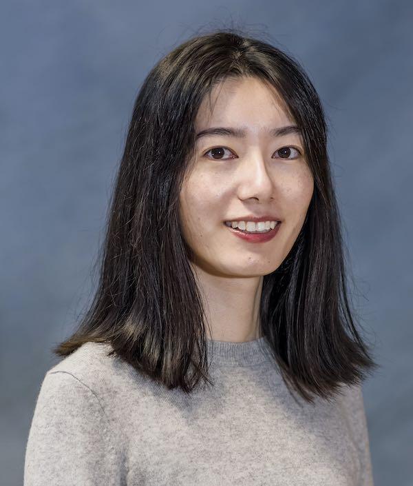 SHANSHAN YUAN SHAN, candidata
