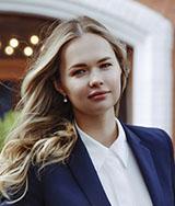 Irina Gazizova, candidata