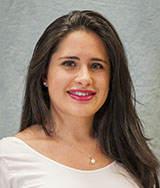 Luciana María Orozco, candidata