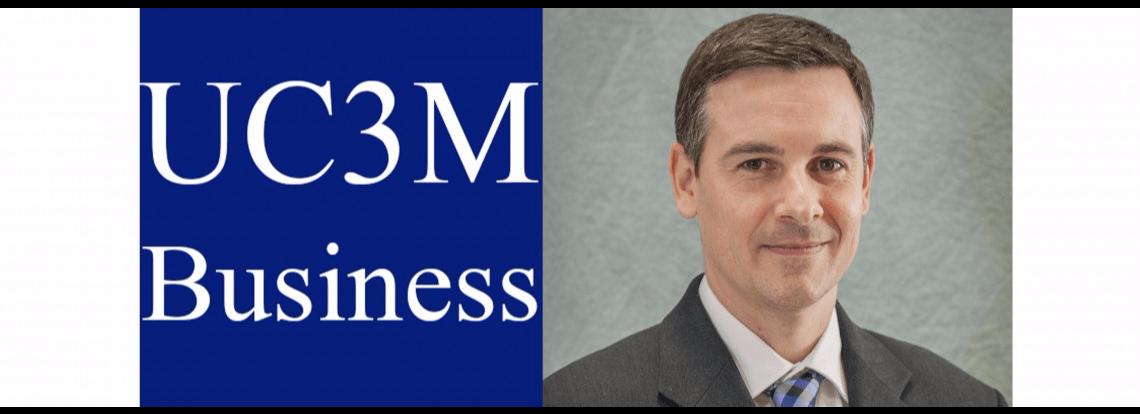 Juan Manuel García Lara, new Professor of Accounting at UC3M Business Department.