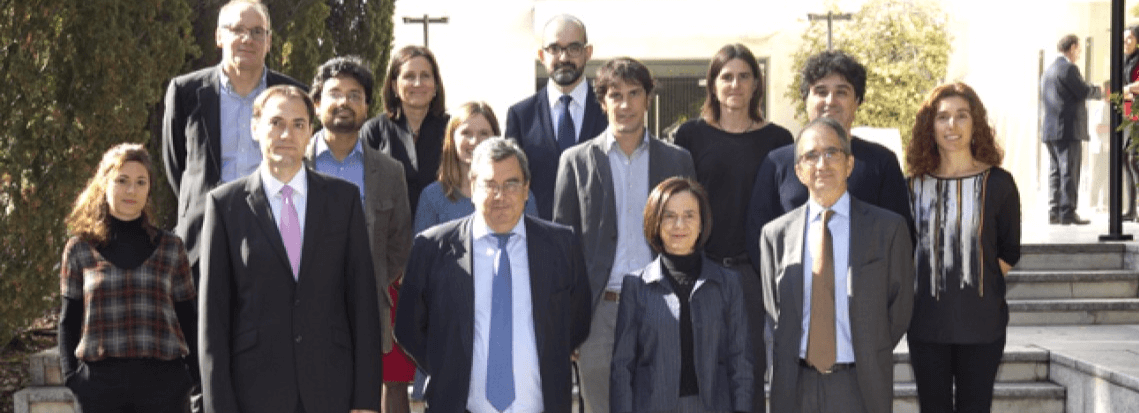 Prof. Pedro Serrano received a research grant from Fundación Ramón Areces