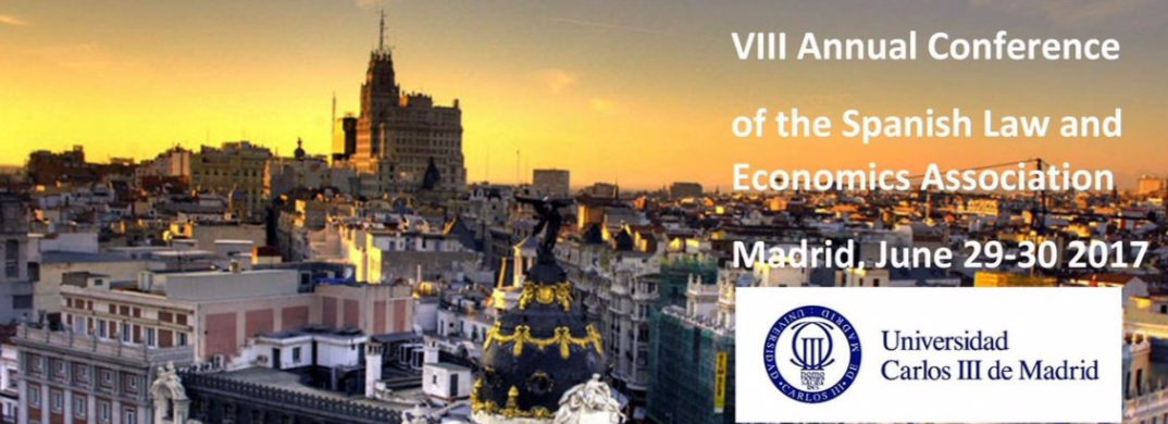 8th Annual Conference of the Spanish Association of Law and Economics