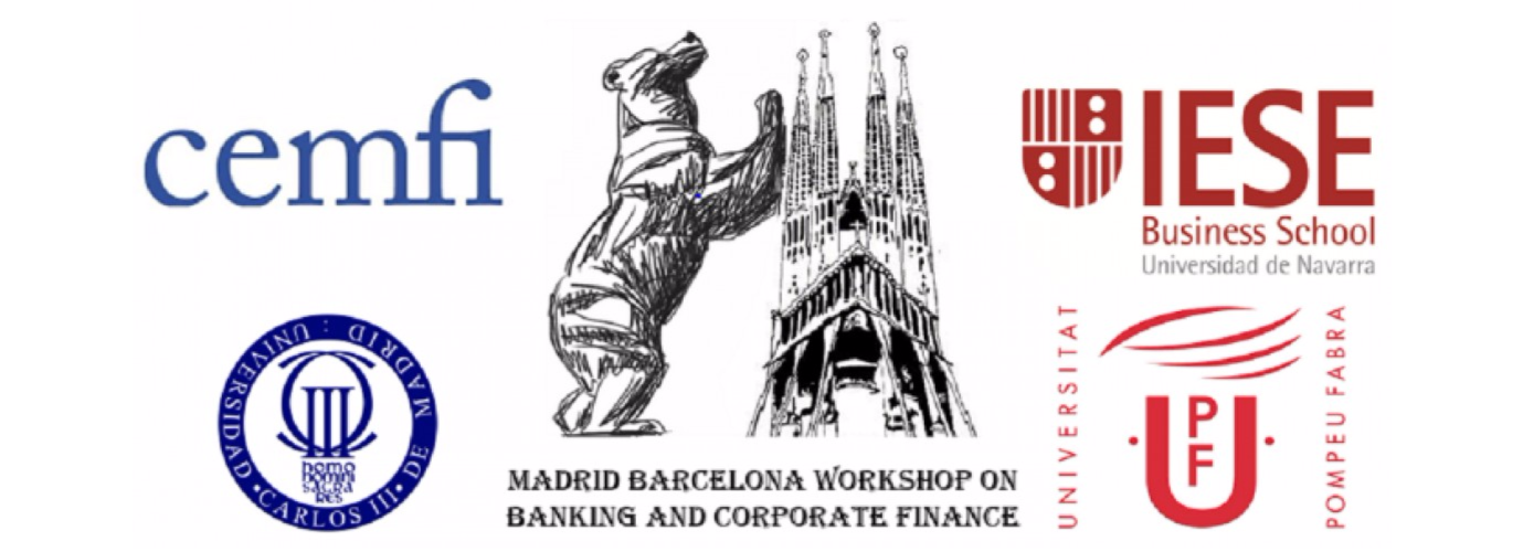 "Madrid-Barcelona Workshop on Banking and Corporate Finance – ""Mad Bar"""