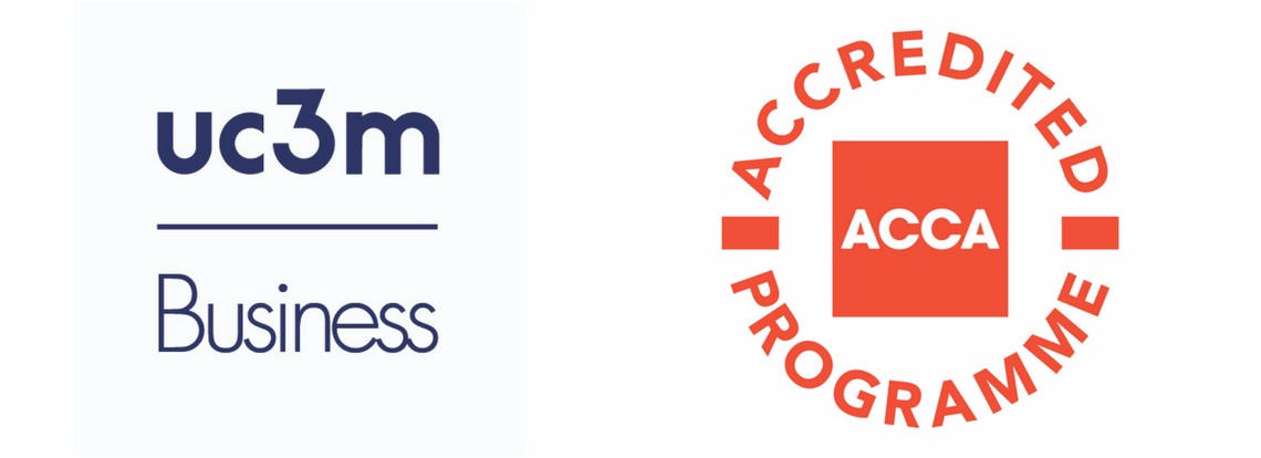 UC3M´s Degree in Finance and Accounting has been accredited by ACCA (Association of Chartered Certified Accountants).