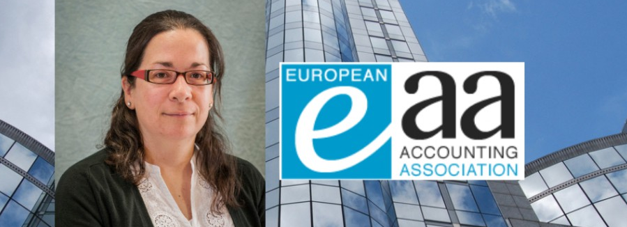La Catedrática Beatriz García, nueva editora de la revista European Accounting Review (EAR).