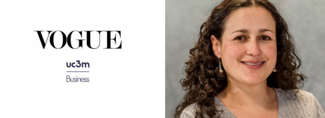 Prof. Lola Duque comenta para Vogue magazine la importancia de los atributos en el marketing