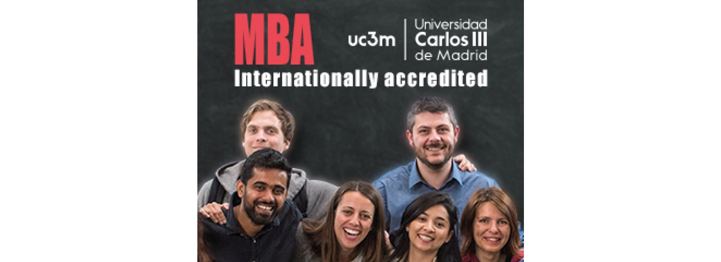 Our MBA, re-accredited by the prestigious AMBA