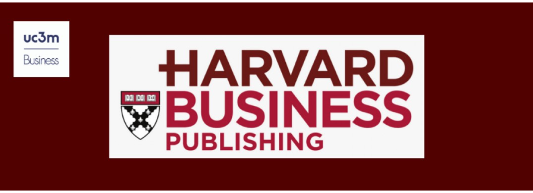 UC3M Business acquires access to the Harvard Business Publishing platform