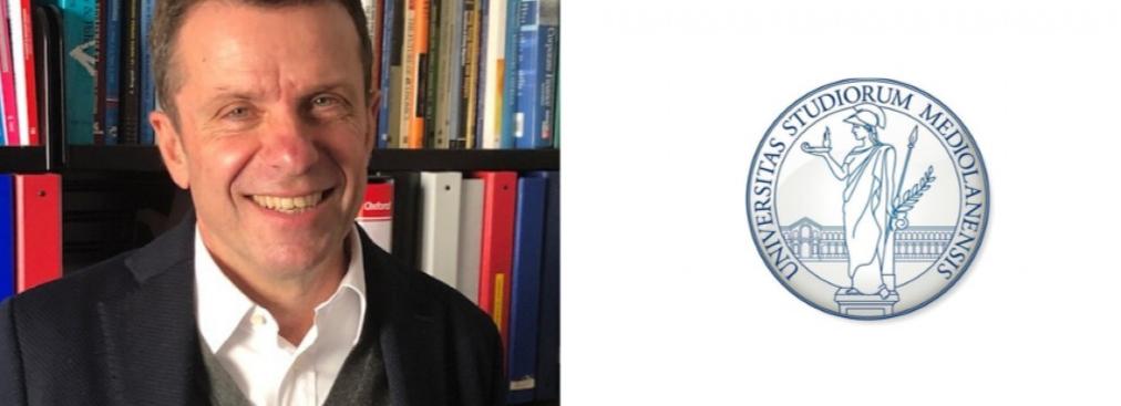 Prof. Mario Benassi visits our Department from Milan University
