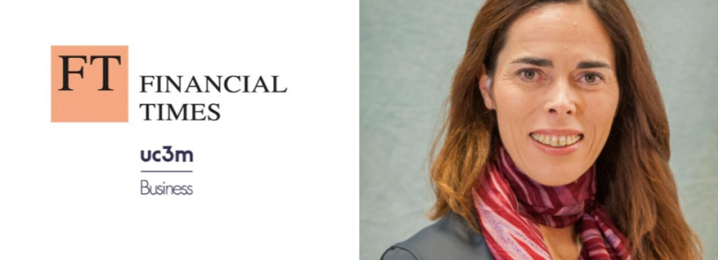 Itziar Castelló research selected in the Financial Times top 100 for social impact