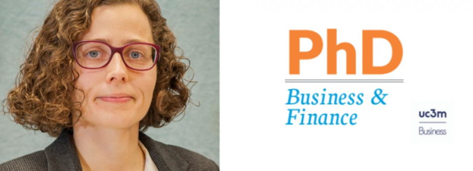 Neus Palomeras is the new director of the Research Master in Business and Finance
