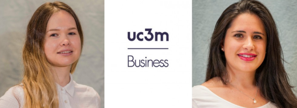 Two UC3M Business PhD candidates will join top European business schools in the next academic year