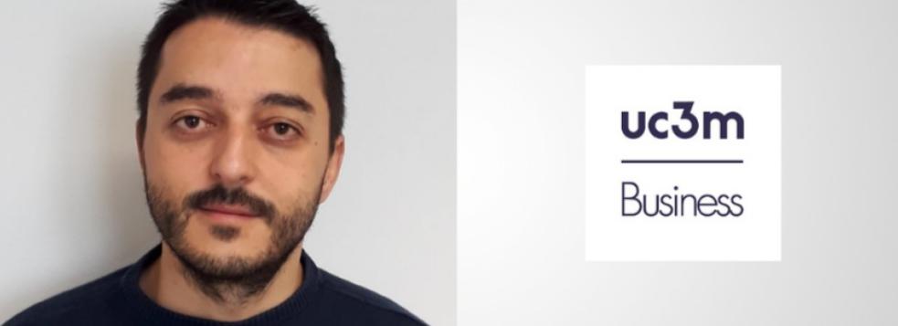 Conozca a Nikolaos Floropoulos, Profesor Visitante de Contabilidad