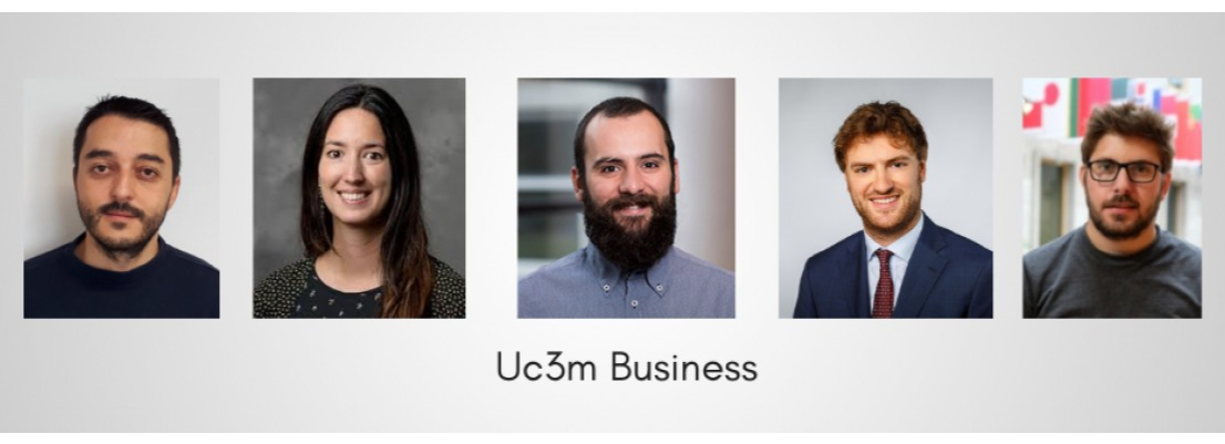 Five new faculty members join UC3M Business this academic year