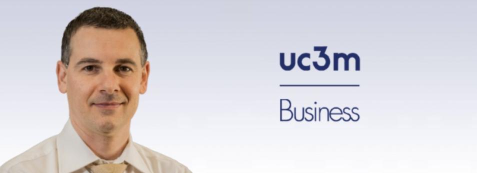 Juan Manuel García Lara es reelegido Director de UC3M Business